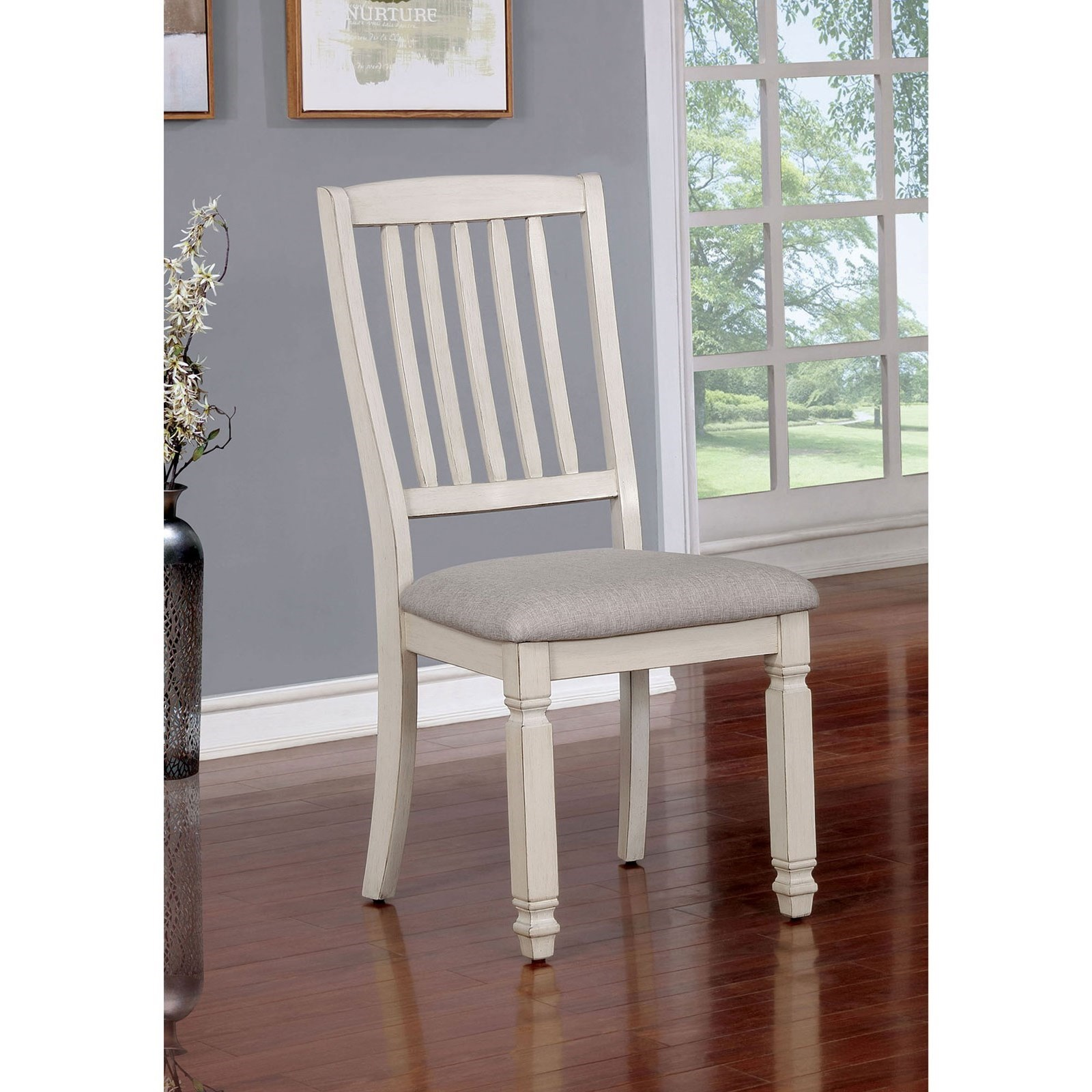 Kaliyah Set of 2 Side Chairs at Household Furniture