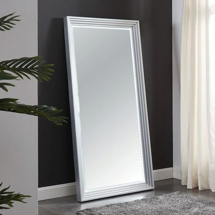 Karly LED Wall Mirror by Furniture of America - FOA at Del Sol Furniture