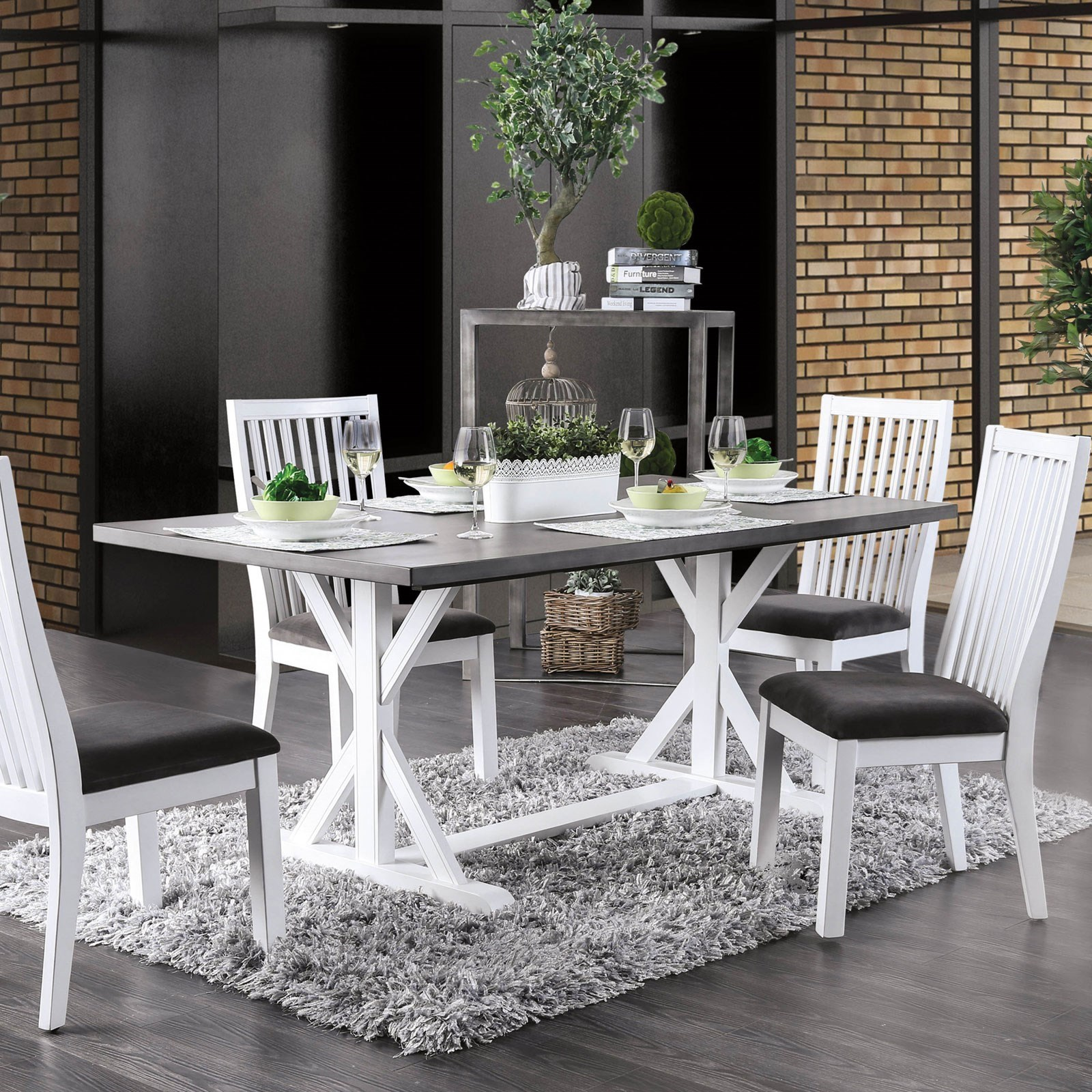 Kathleen Dining Table at Household Furniture