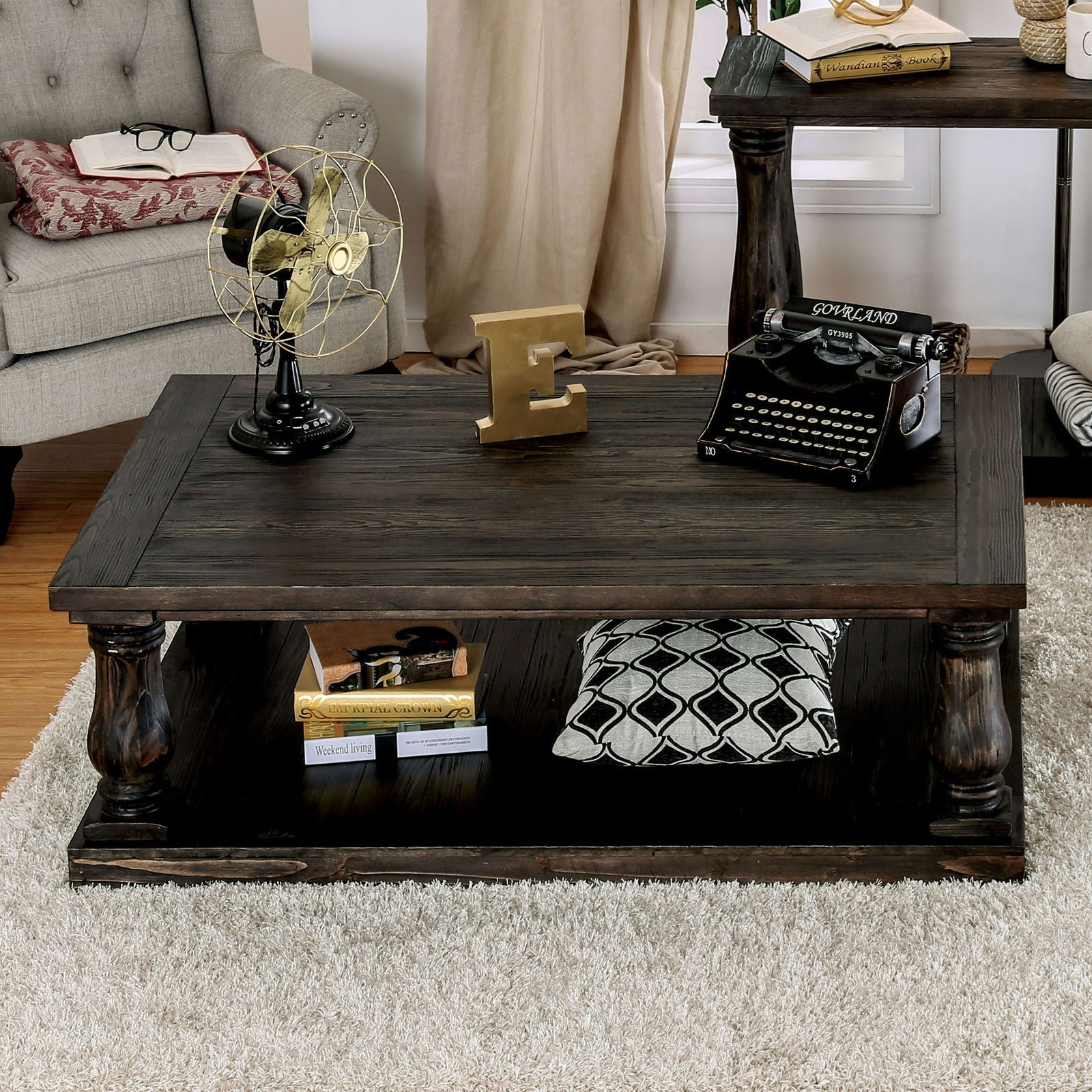 Keira Coffee Table at Household Furniture