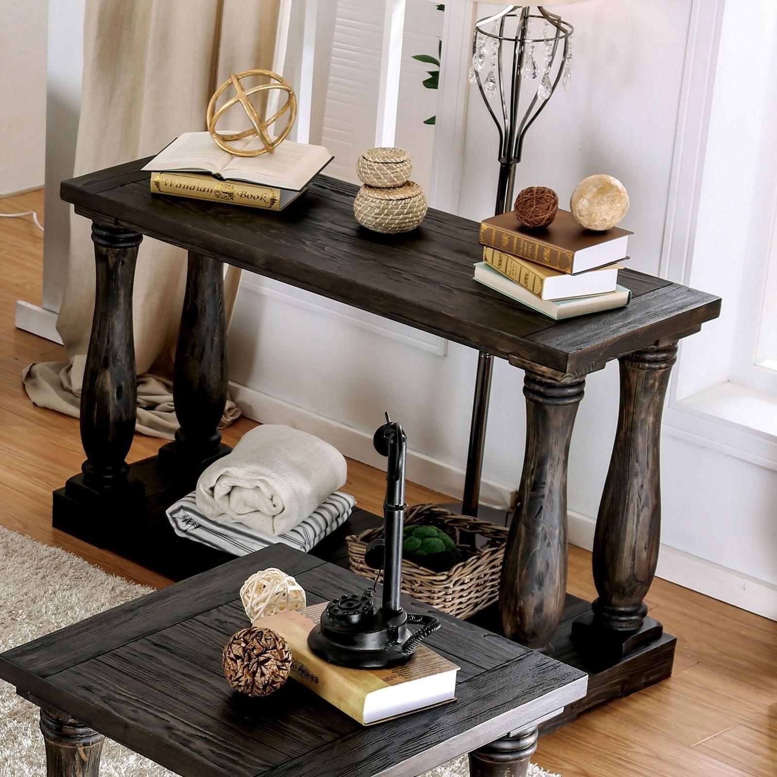Keira Sofa Table at Household Furniture