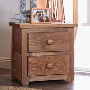 Solid Pine Night Stand