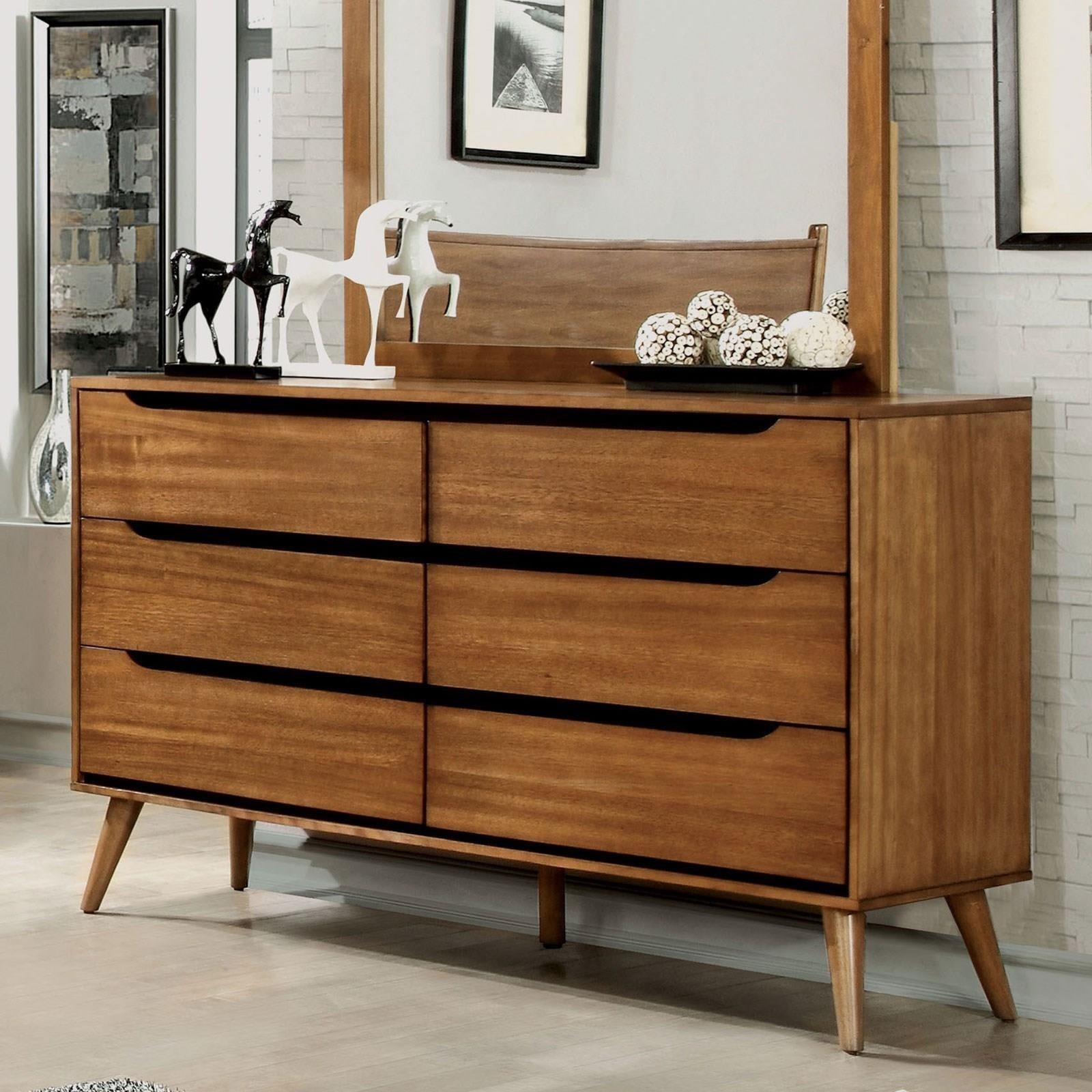 Lennart Dresser by Furniture of America at Dream Home Interiors