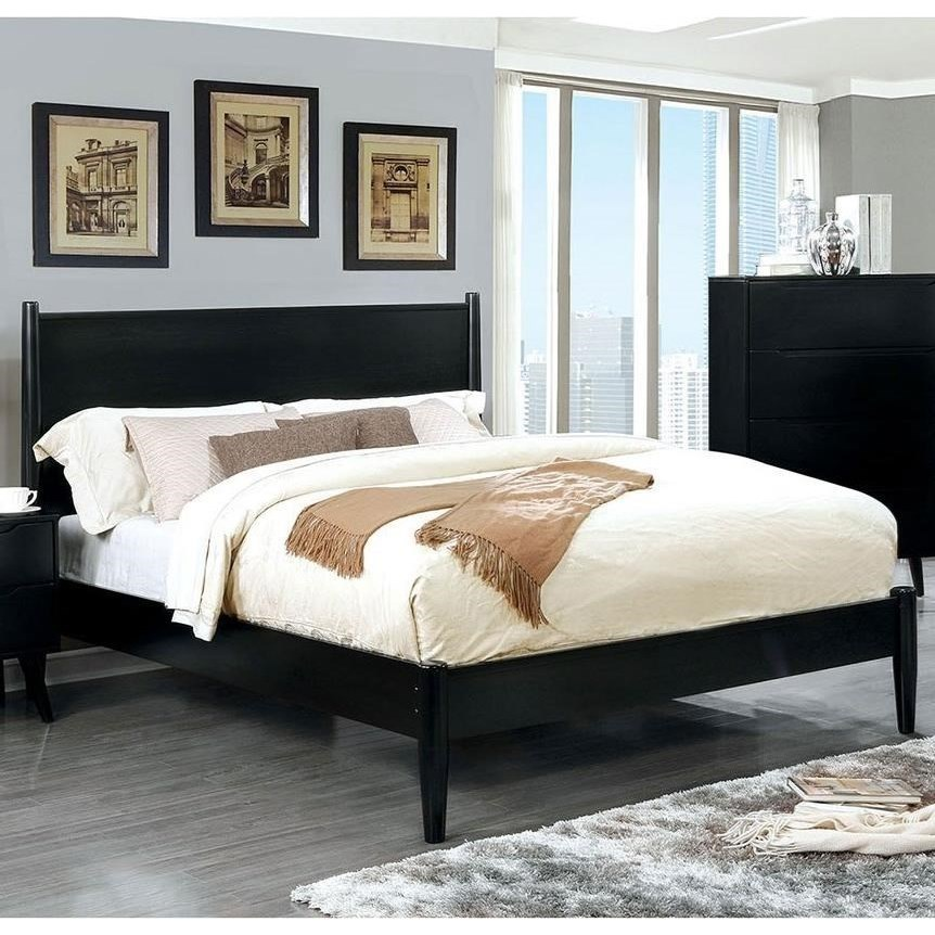 Lennart III Queen Bed at Household Furniture