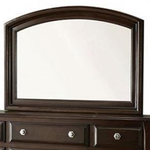 Litchville Mirror  by Furniture of America at Nassau Furniture and Mattress