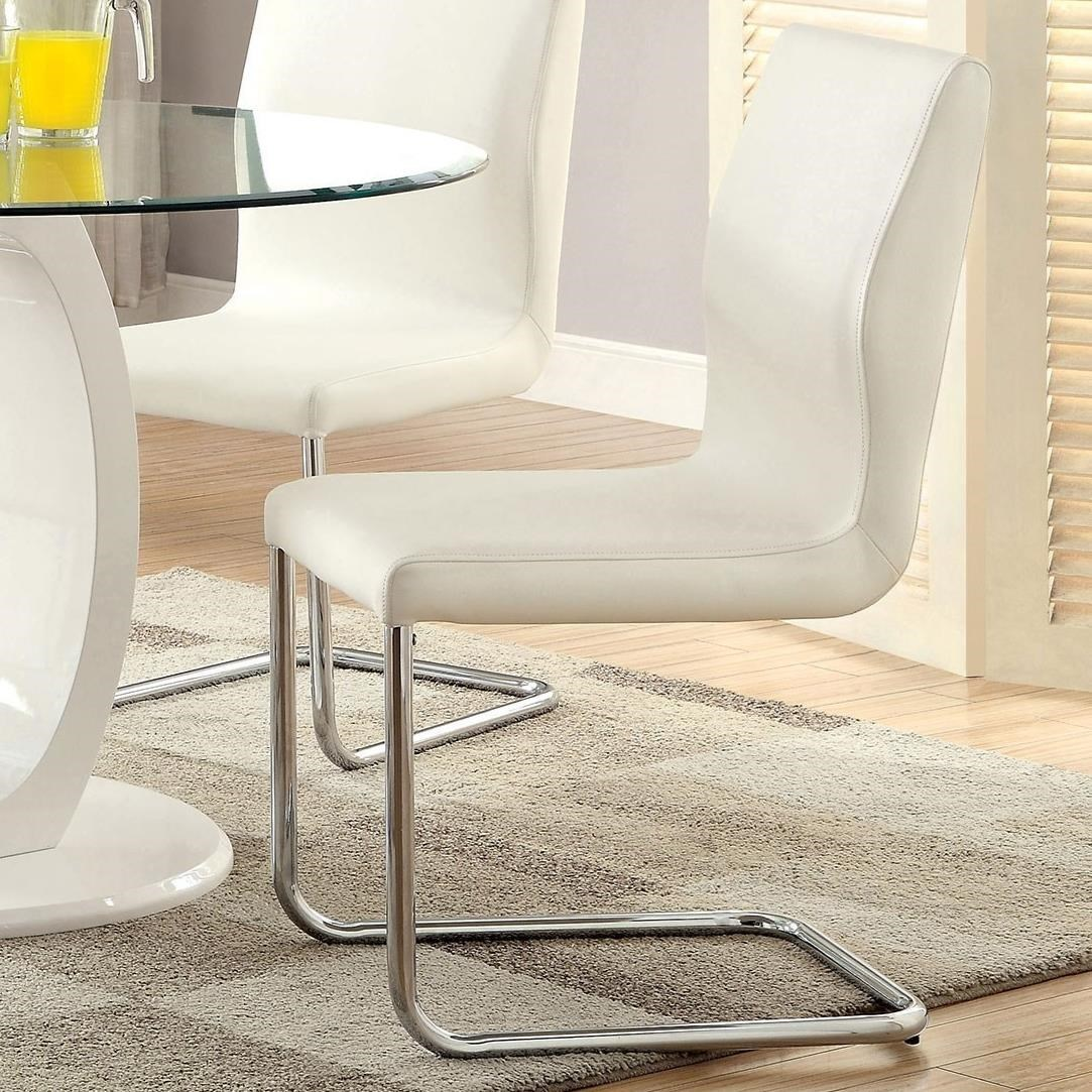 Lodia I Set of 2 Side Chairs at Household Furniture
