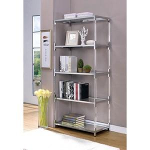 Contemporary 5-Tier Shelf