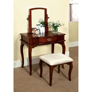 Vanity Table w/ Stool