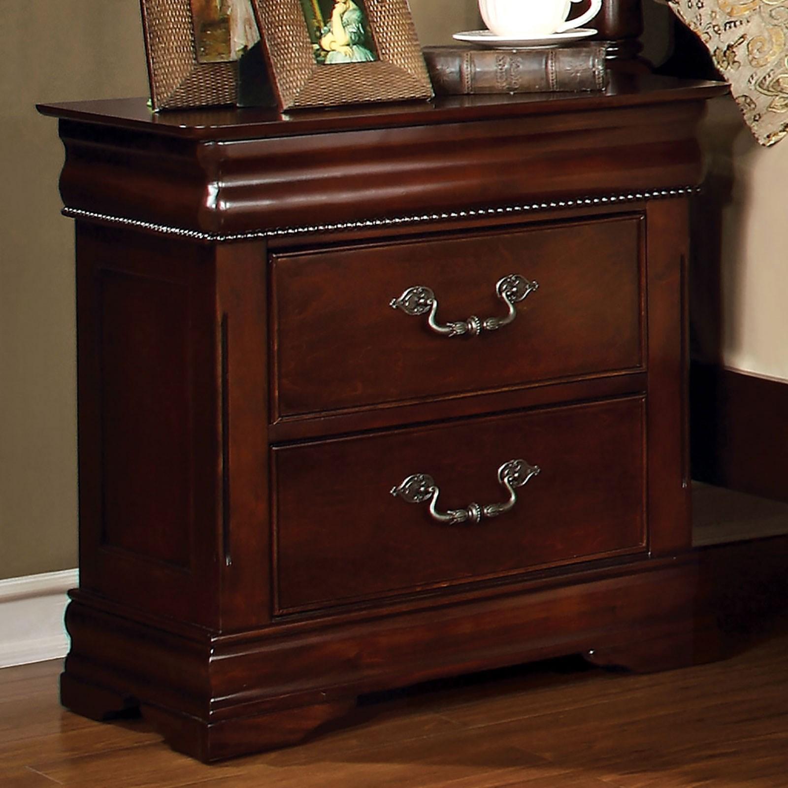 Mandura Nightstand at Household Furniture