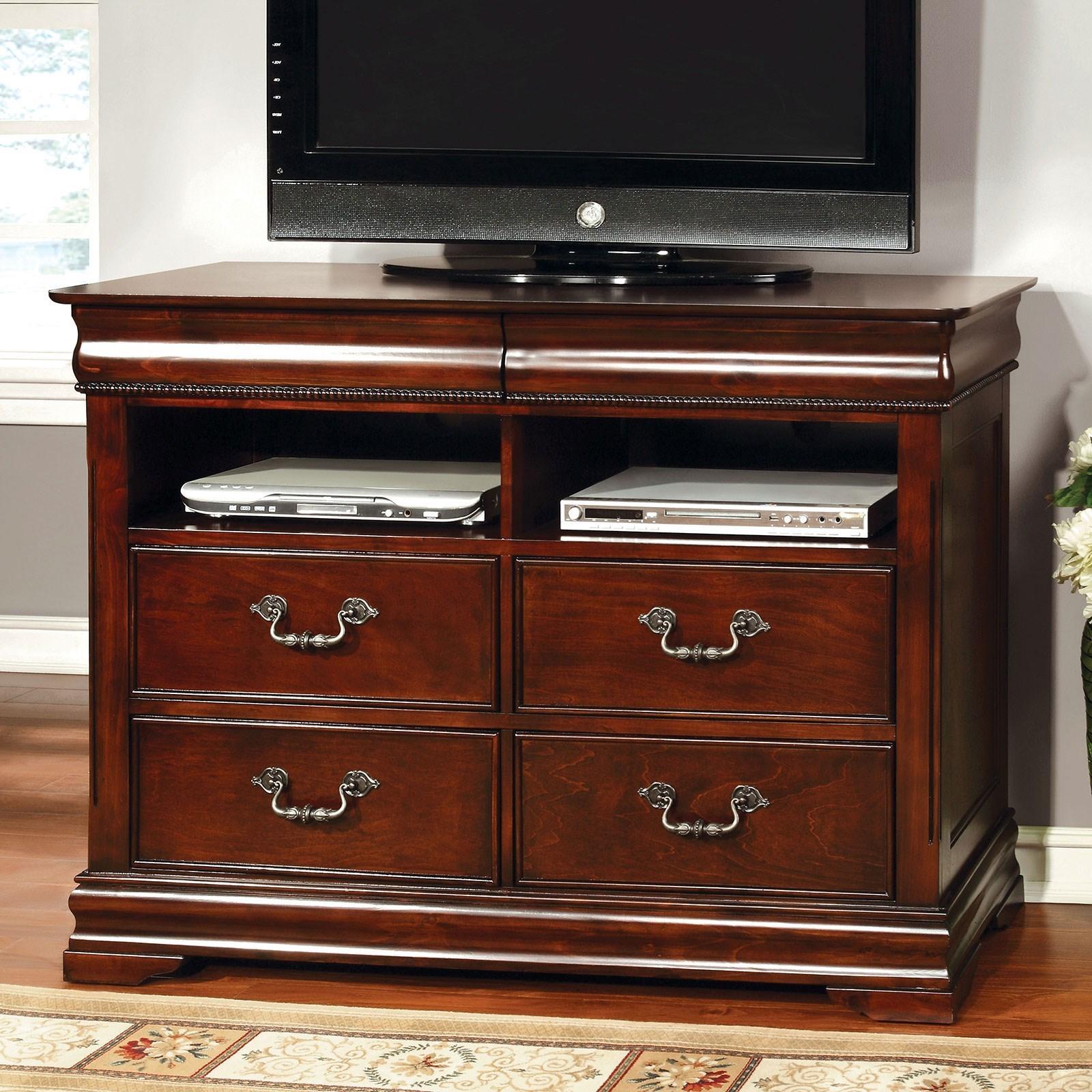 Mandura Media Chest at Household Furniture