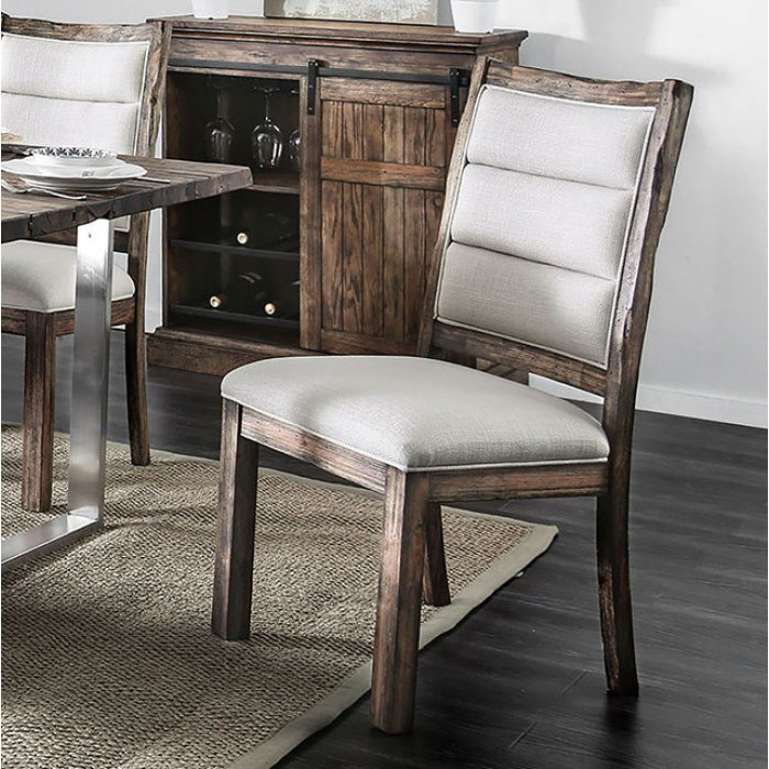 Mandy Set of 2 Side Chairs at Household Furniture
