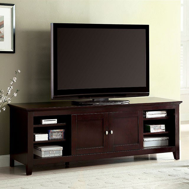 Maris TV Stand by Furniture of America at Nassau Furniture and Mattress