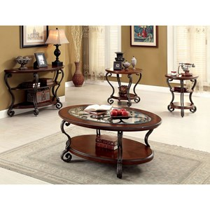 Traditional Occasional Table Group