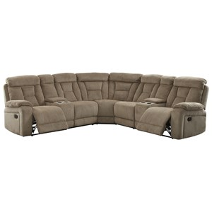 Right Arm Love Seat