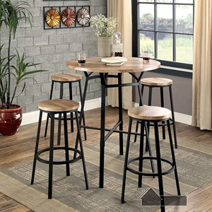 5 Pc. Bar Table Set