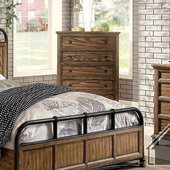 McVille Chest by Furniture of America at Nassau Furniture and Mattress