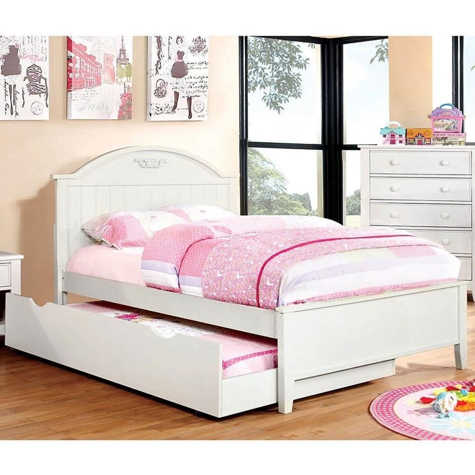 Medina Twin Bed at Household Furniture