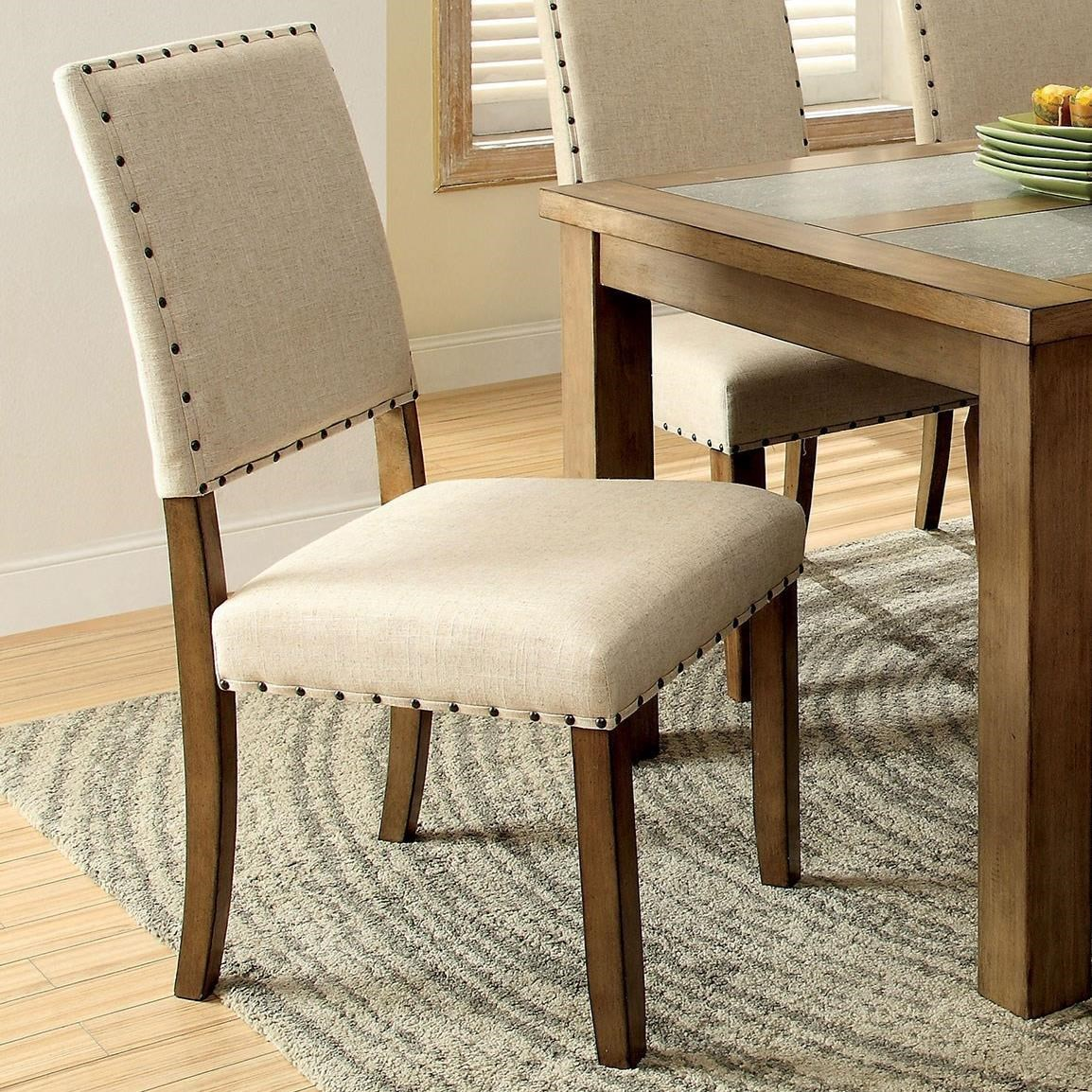 Melston I Set of Two Side Chairs at Household Furniture
