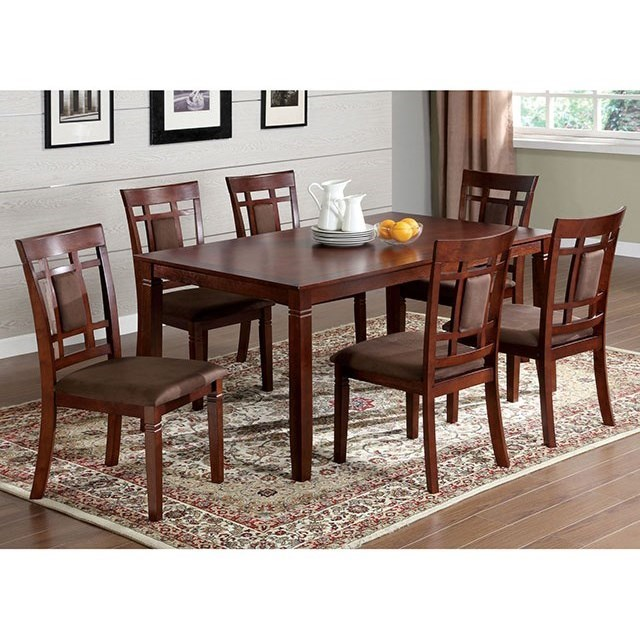 Montclair I 7 Pc. Dining Table Set at Household Furniture