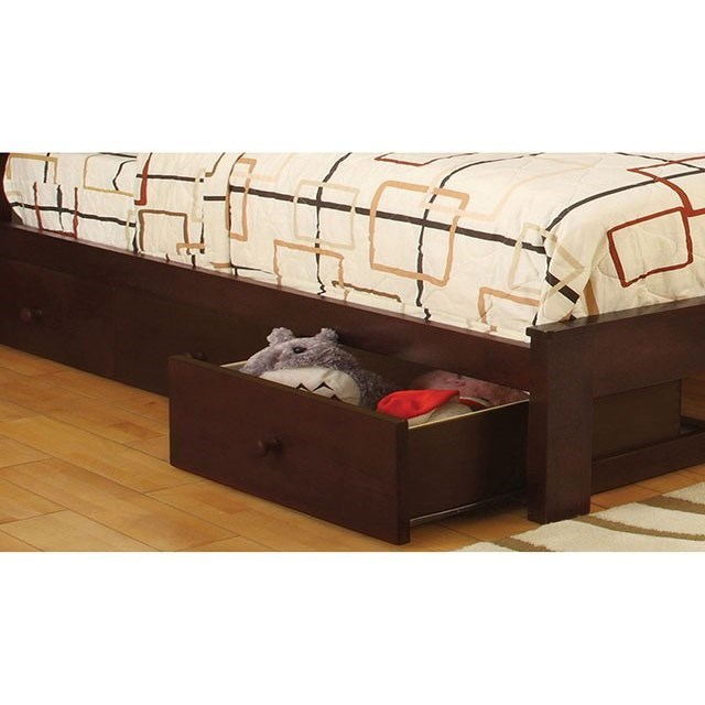 Omnus Drawers (Set of 3) by Furniture of America at Nassau Furniture and Mattress