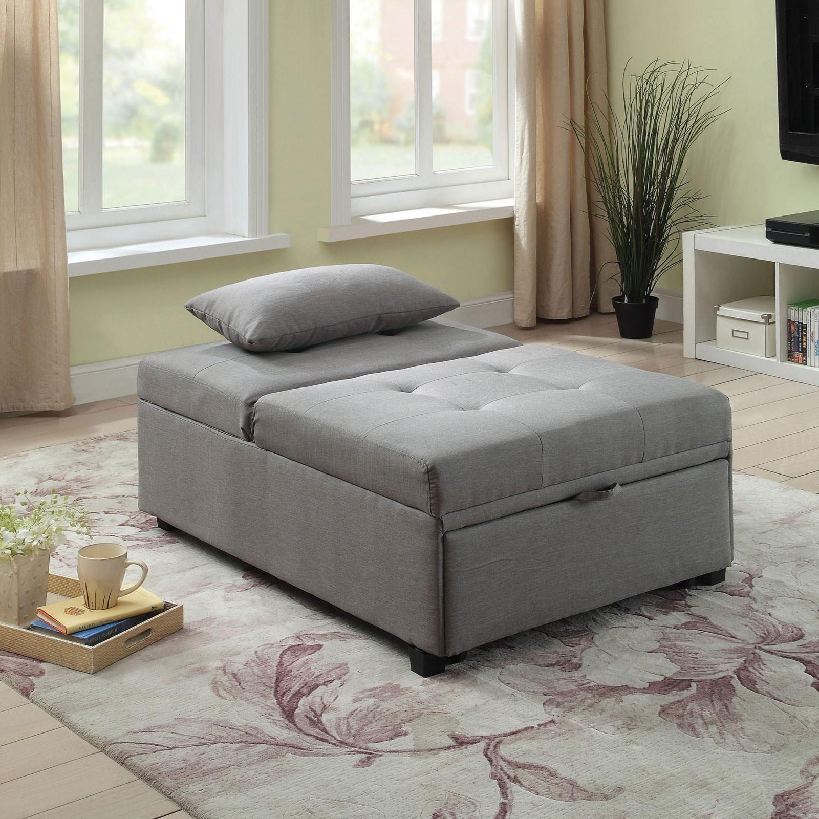 Oona Futon Sofa at Household Furniture