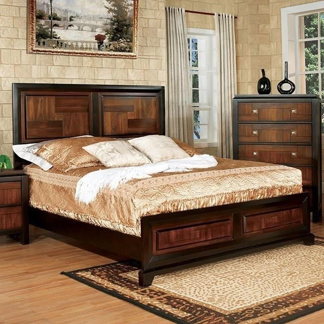 Patra Queen Bed at Household Furniture