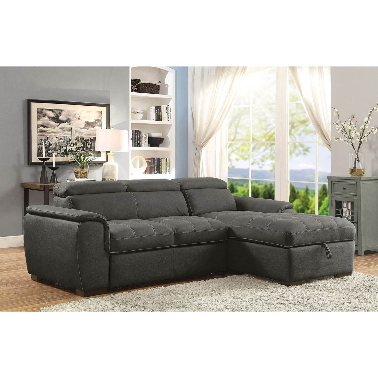 Patty Sofa Sectional at Household Furniture
