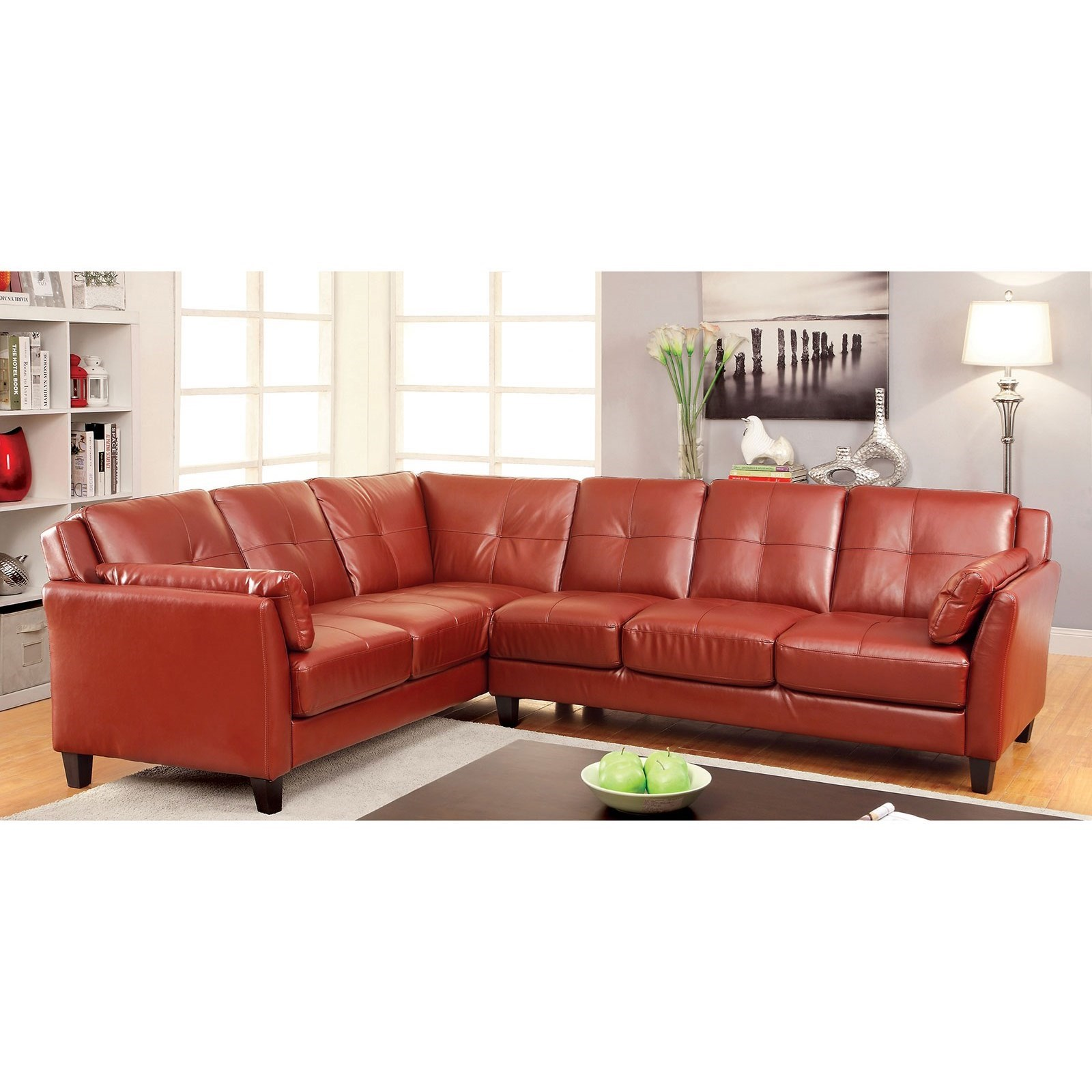 Peever I Sectional at Household Furniture