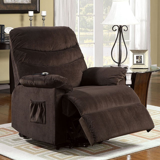 Perth Power Lift Recliner at Household Furniture