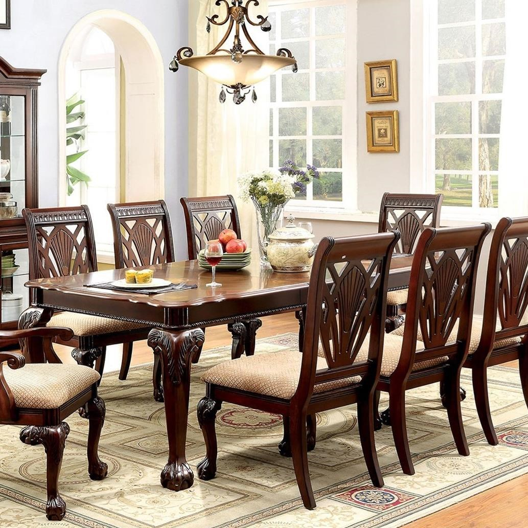 Petersburg I Dining Table at Household Furniture