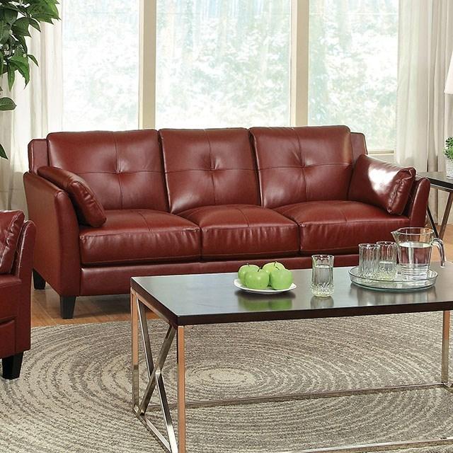Pierre Sofa by Furniture of America - FOA at Del Sol Furniture