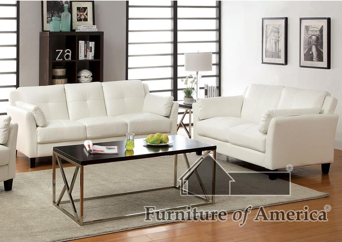 Pierre Stationary Living Room Group at Household Furniture