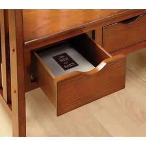 Storage Bench w/ 3 Drawers