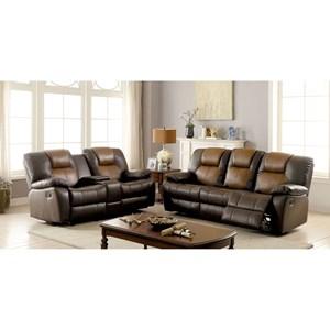 3 Piece Reclining Sofa, Loveseat, Chair Set