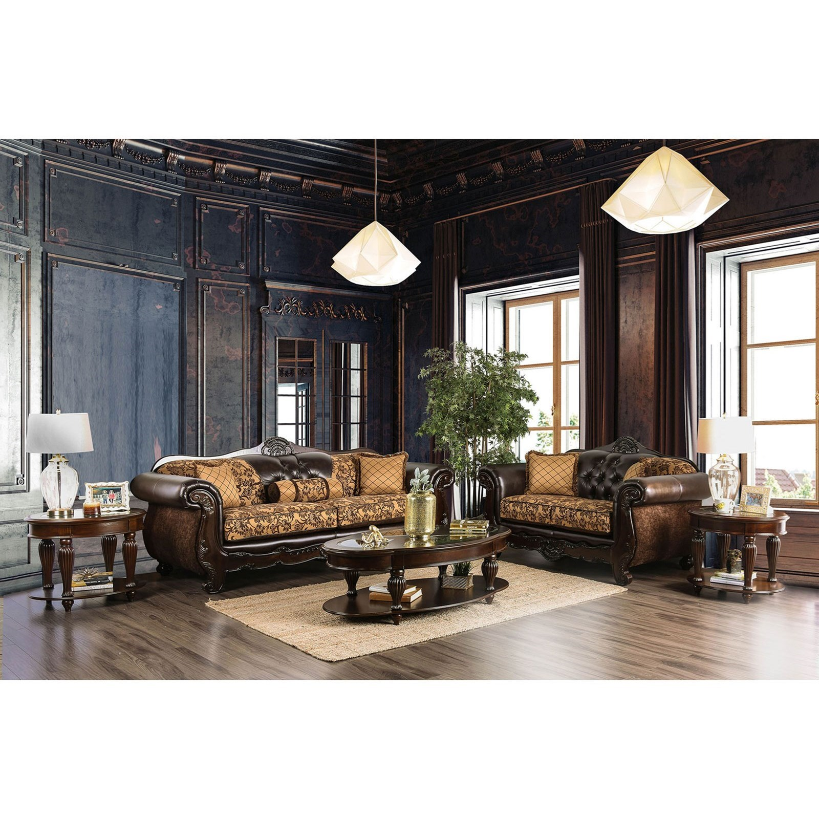 Quirino Living Room Group at Household Furniture