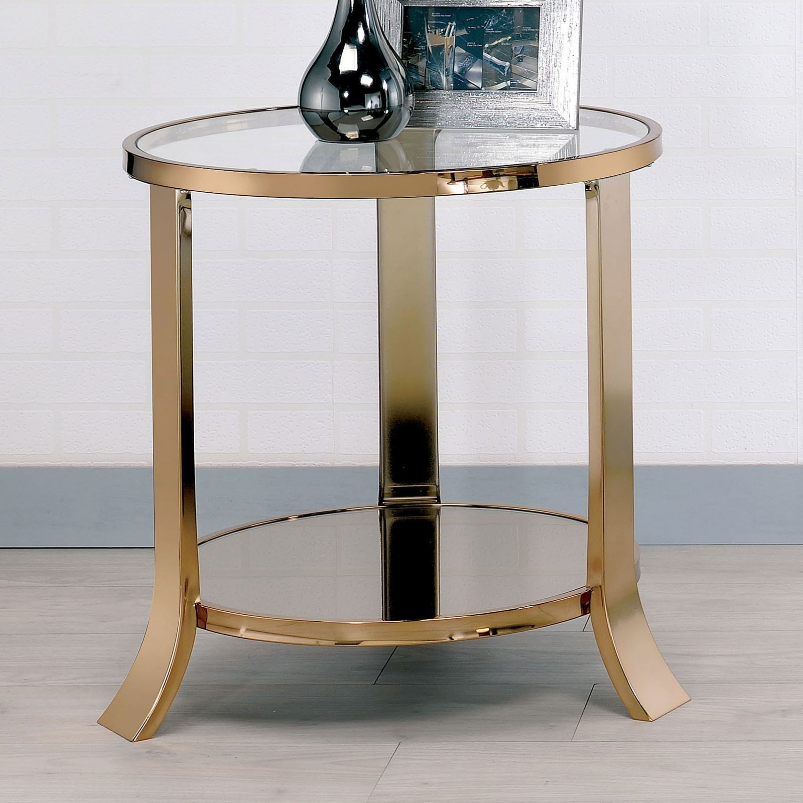 Rikki End Table at Household Furniture