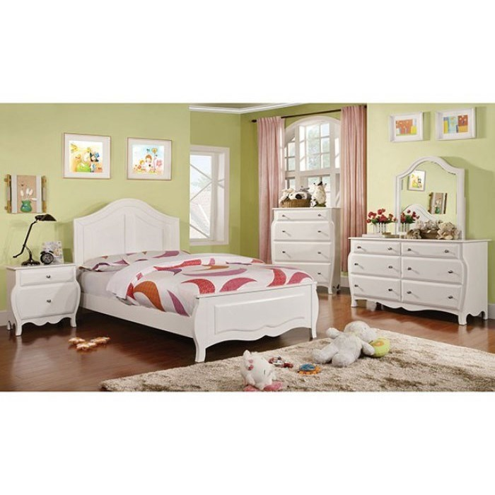 Roxana Full Bedroom Group by Furniture of America - FOA at Del Sol Furniture