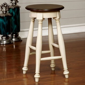 Cottage Counter Height Stool 2-Pack