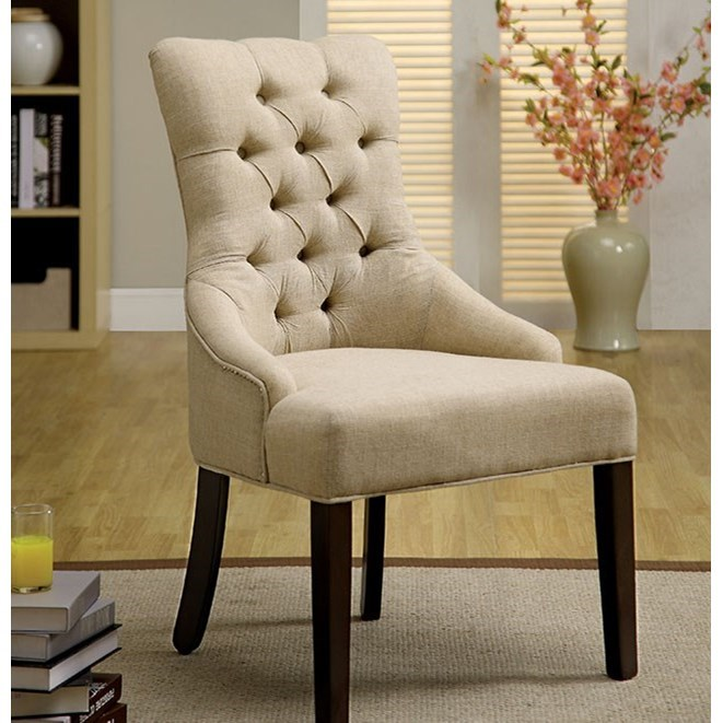 Sala Set of 2 Accent Chairs by Furniture of America - FOA at Del Sol Furniture
