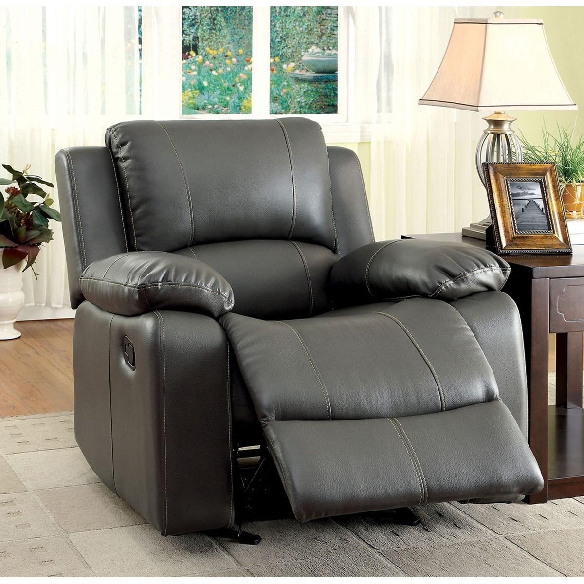 Sarles Recliner at Household Furniture