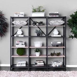 Industrial 5-Tier Shelf