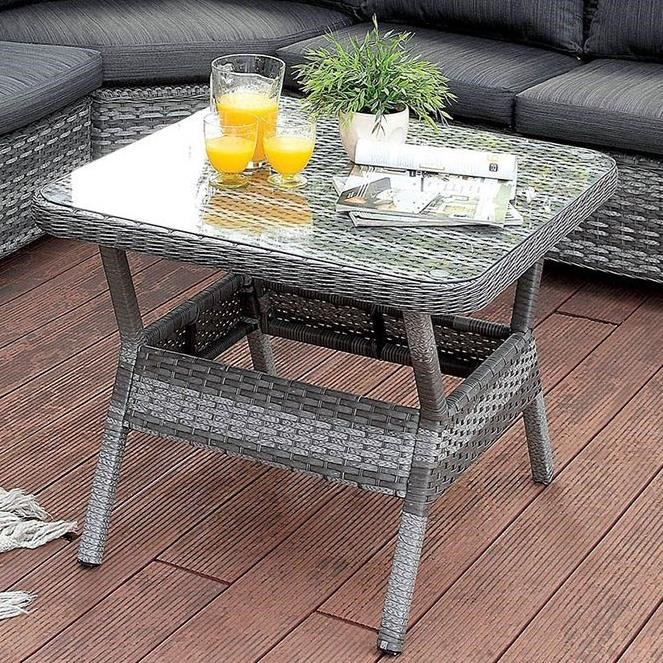 Selina Table by Furniture of America at Value City Furniture