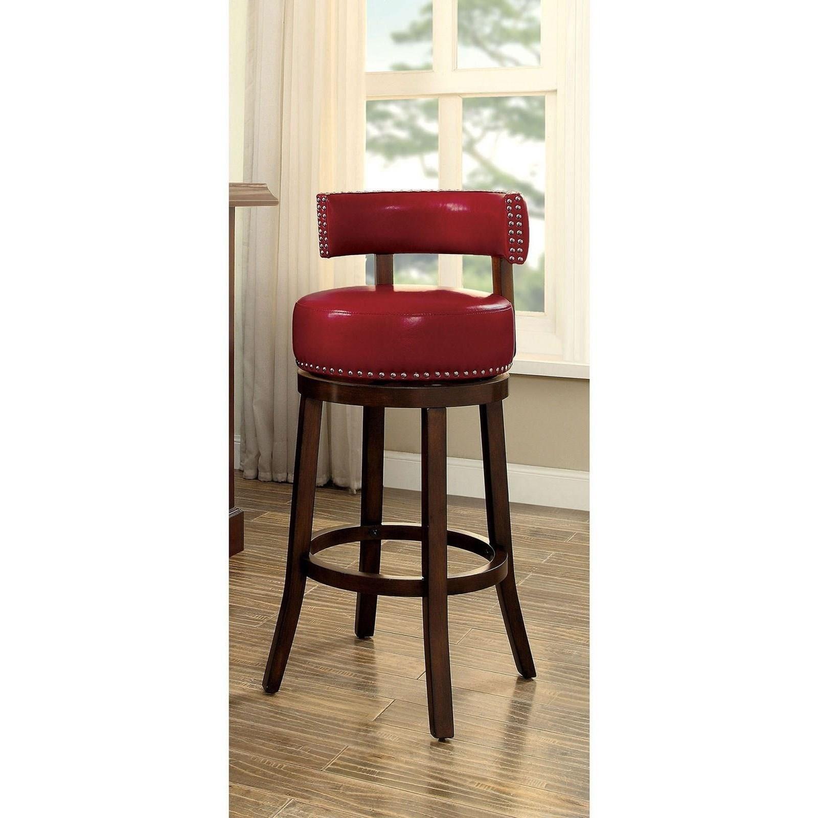 "Shirley 24"" Bar Stool at Household Furniture"