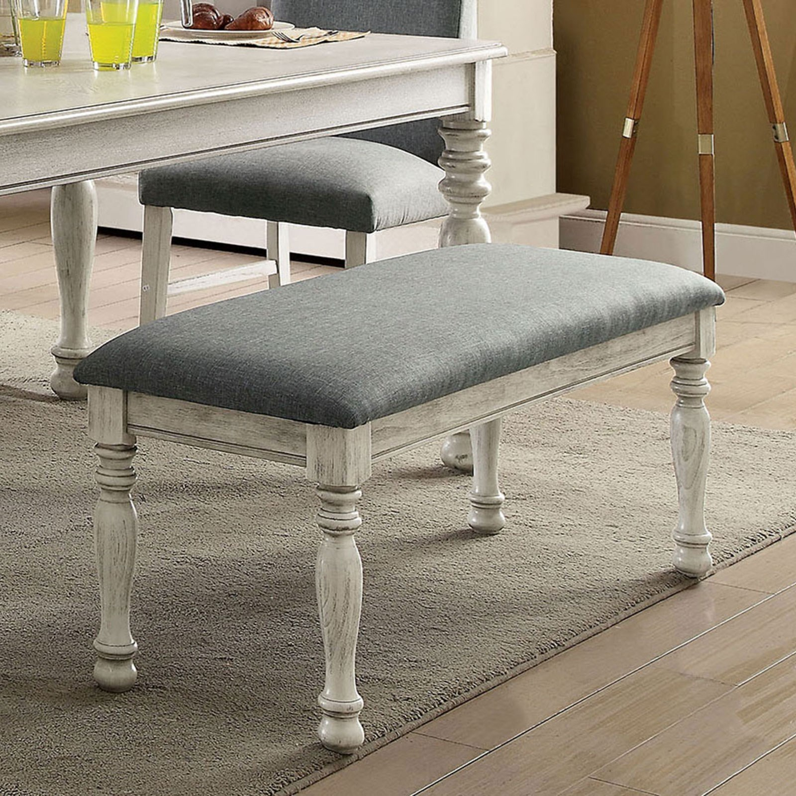 Siobhan II Bench at Household Furniture