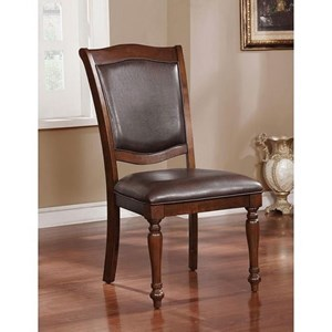 Pack of 2 Traditional Side Chairs