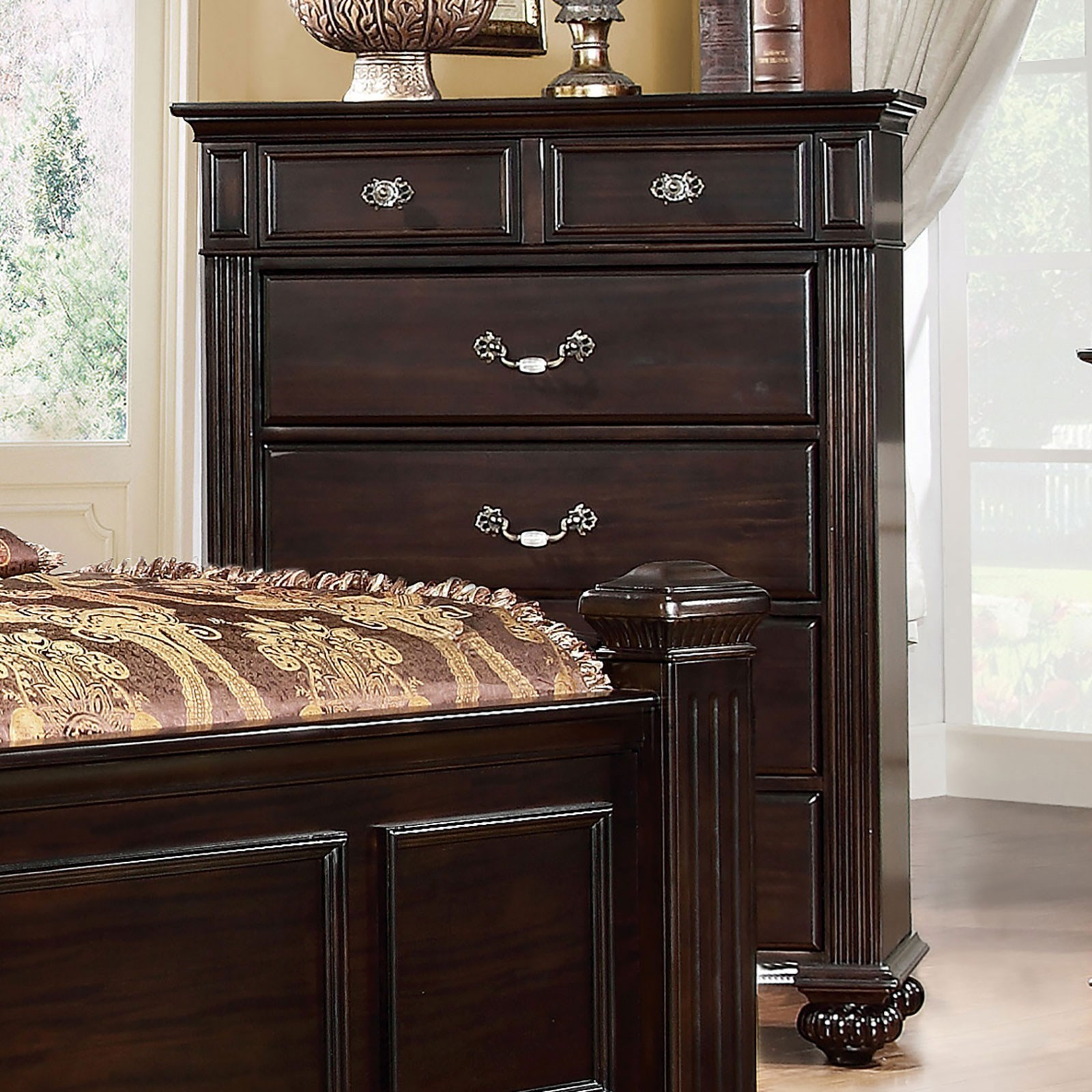 Syracuse Chest at Household Furniture
