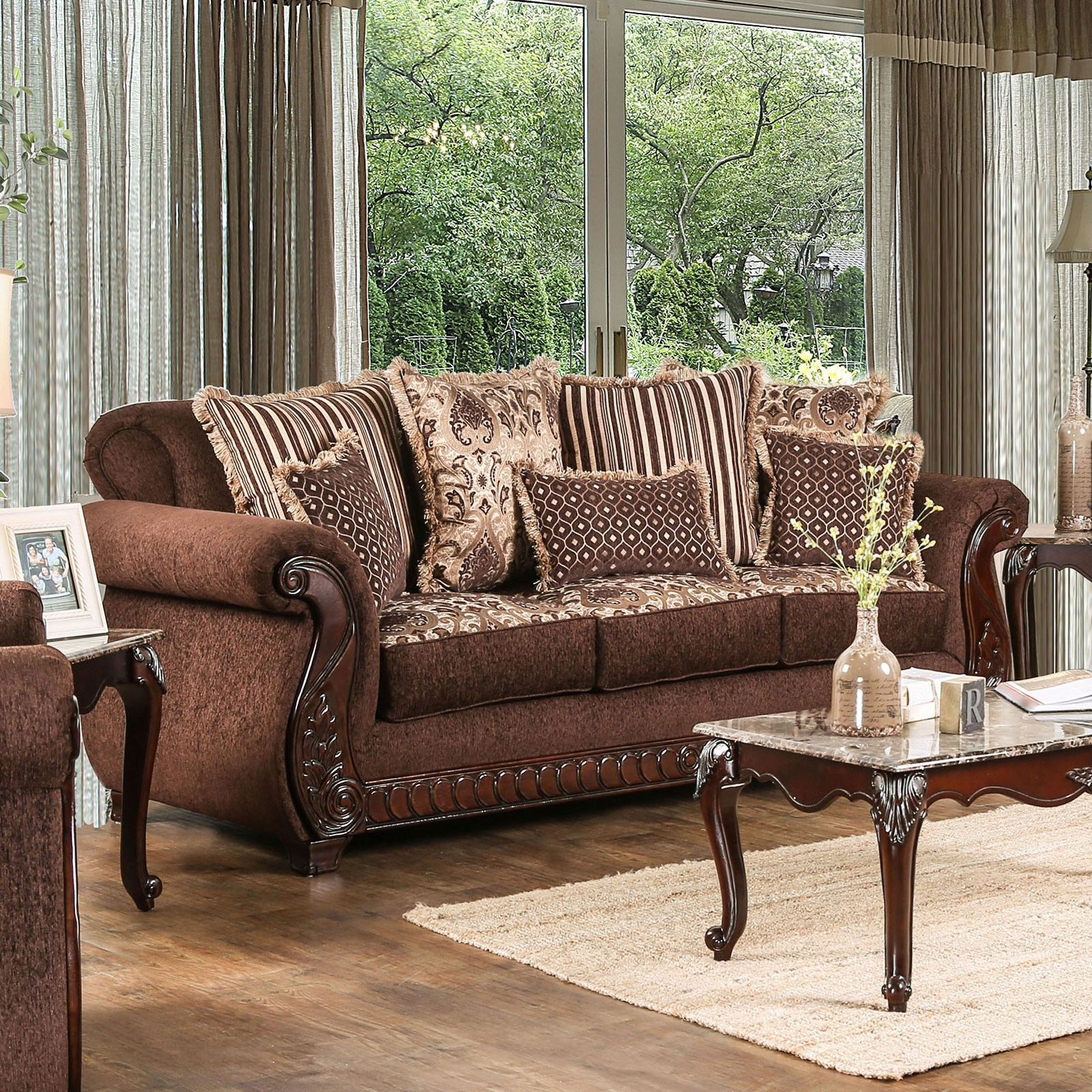 Tabitha Sofa at Household Furniture