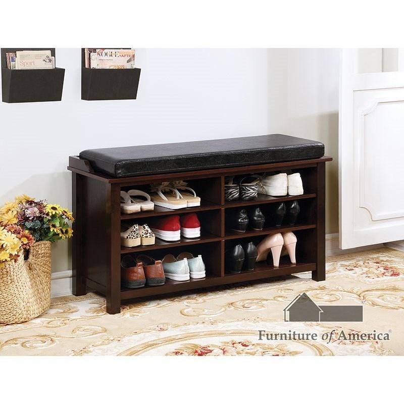 Tara Shoe Rack Bench at Household Furniture