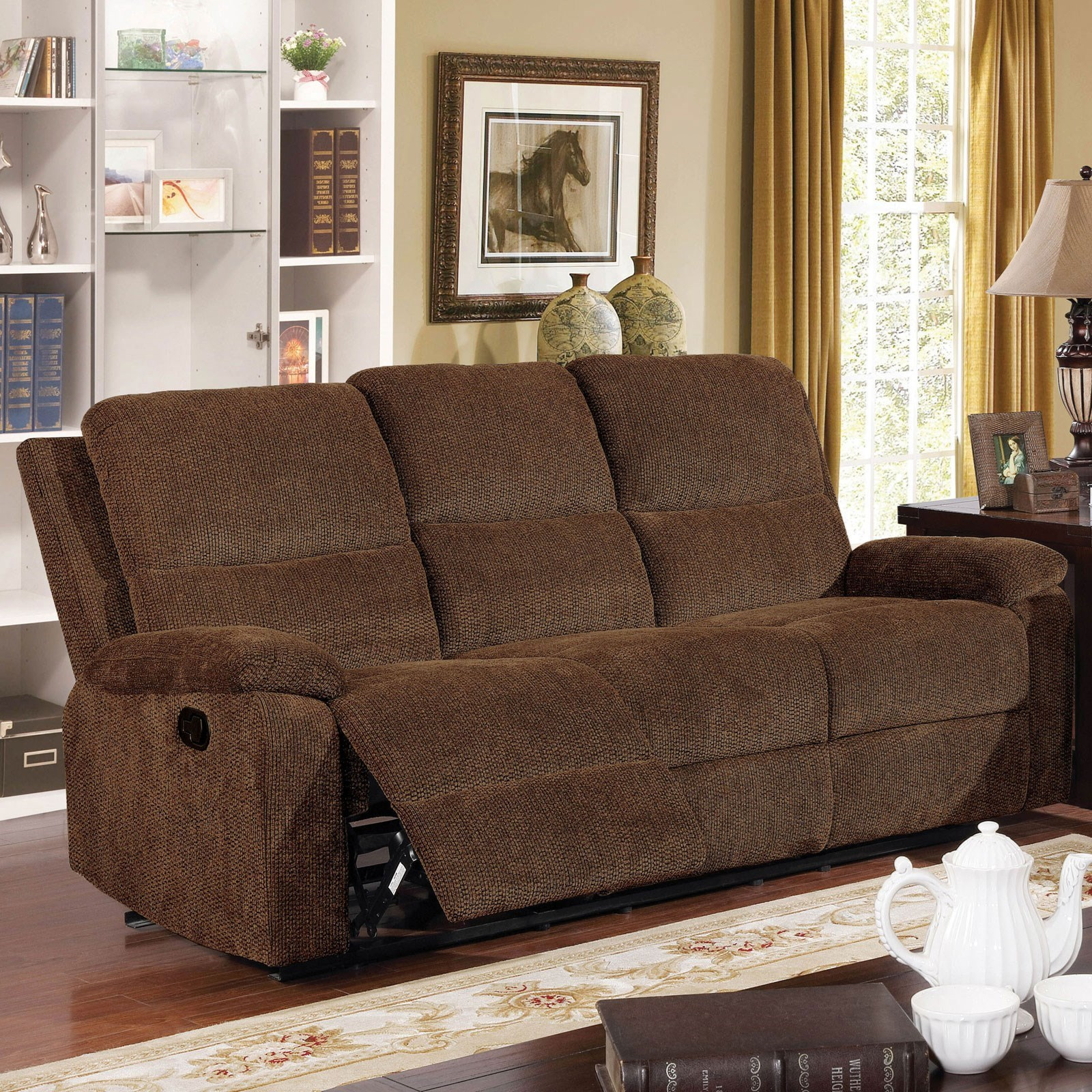 Tempe Sofa by Furniture of America at Dream Home Interiors