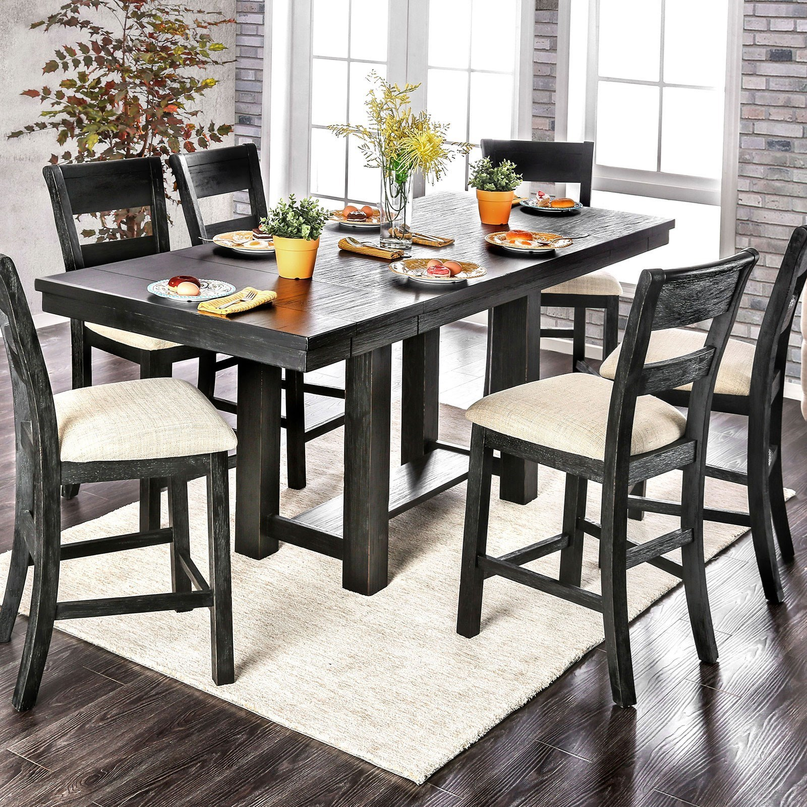 Thomaston I Counter Height Table at Household Furniture